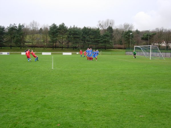 Action from AXA V Ellwood
