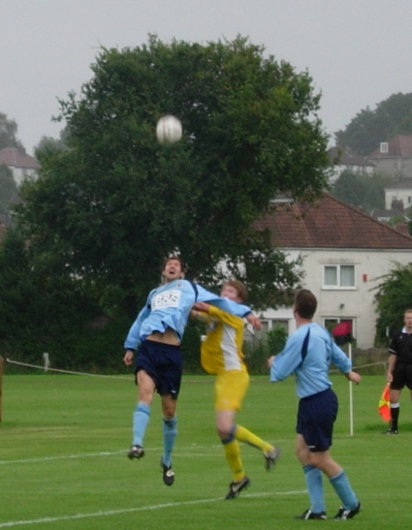Action from B & W against Bishops Cleeve