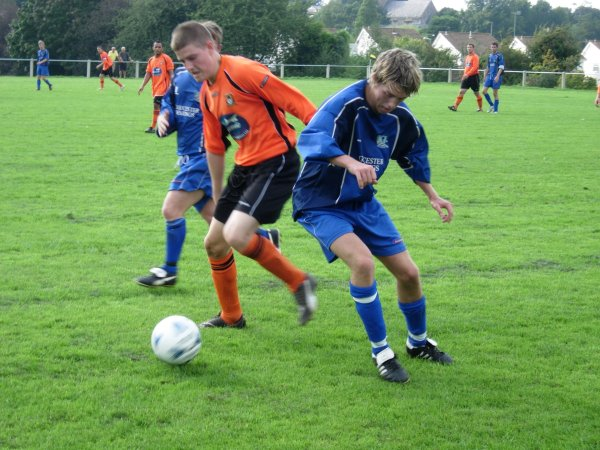 Action from Henbury agains Ellwood