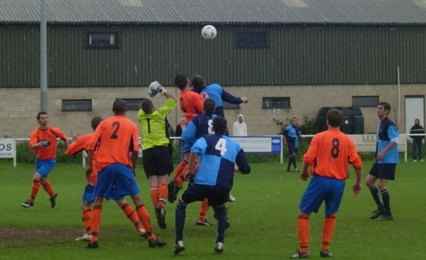 Action from the final