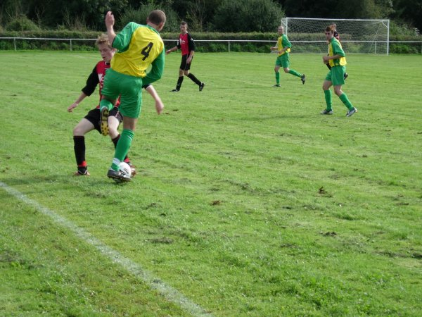 Action from Thornbury against Berkeley