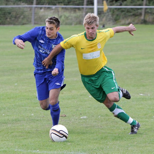 Action from Berkeley Town V Ellwood