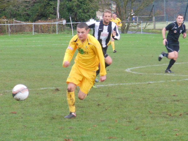 Chipping Sodbury Town V Yate Town Reserves