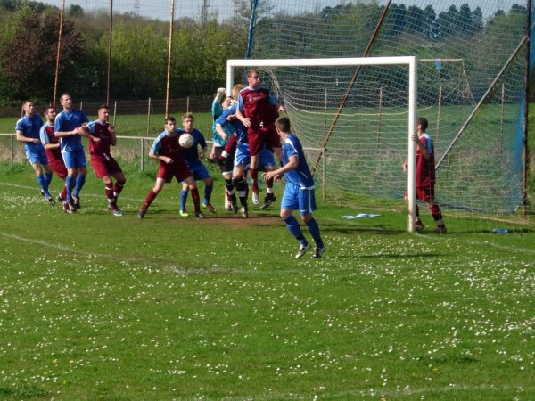 Action from DRG Stapleton v Brimscombe & Thrupp