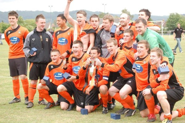 Henbury, Les James Cup Winners 2010-11