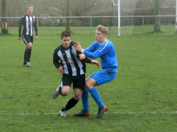 Hanham Athletic V Bristol Academy