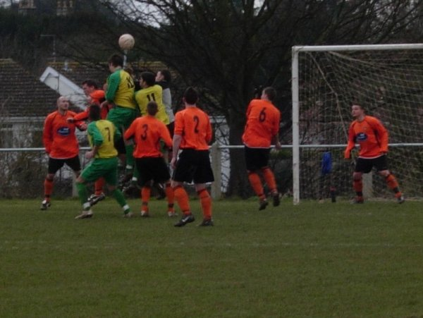 Action from Henbury V Berkeley Town