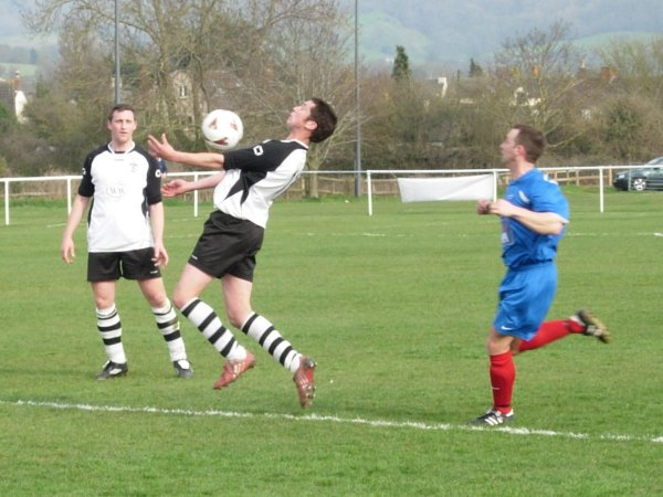 Action from Kingswood V AXA
