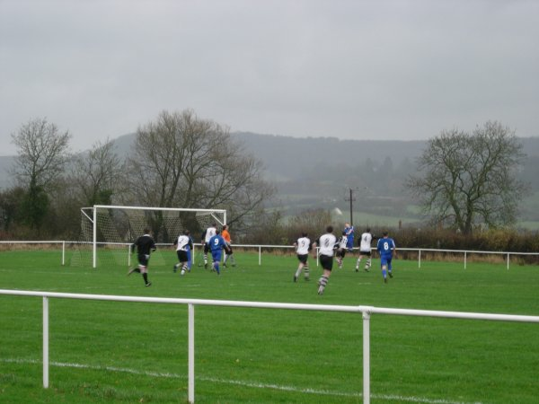 Action from Kingswood V Brimscombe & Thrupp