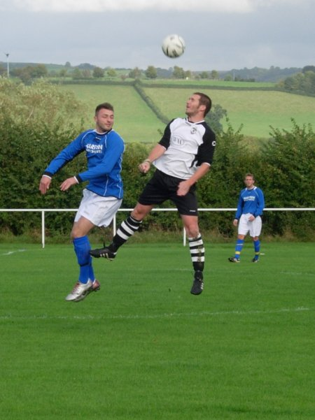 Action from Kingswood v Chipping Sodbury Town