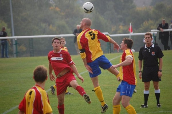 Action from Southern Amateur League V Gloucester County League