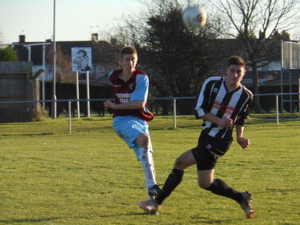Patchway Town V Tuffley Rovers