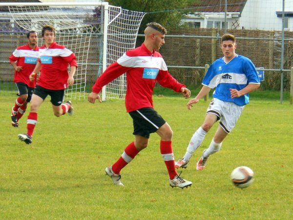Rockleaze Rangers V Patchway Town