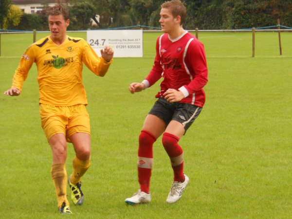 Rockleaze Rangers v Yate Town Reserves