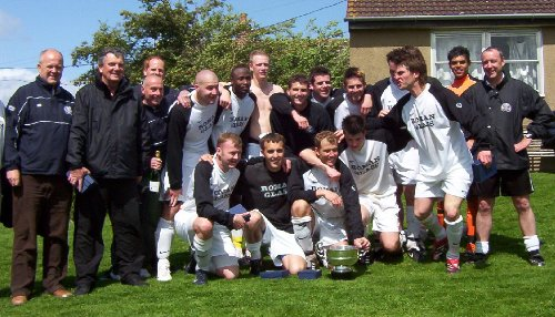 Roman Glass St George League Champions 2006-07